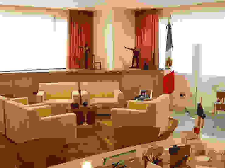 GEA Estudios y despachos modernos de DIN Interiorismo Moderno