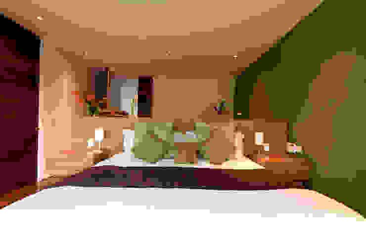 Casa A.P Dormitorios modernos de DIN Interiorismo Moderno