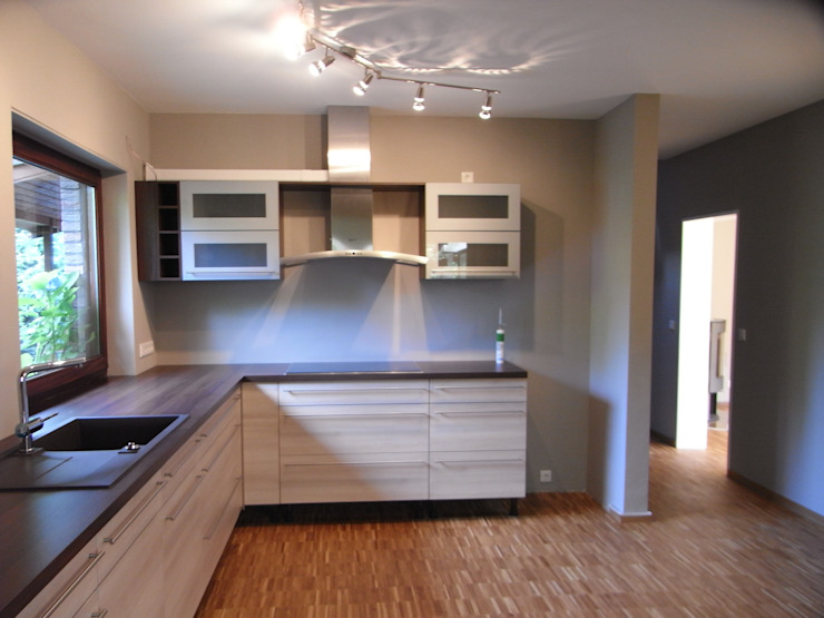 Кухня в стиле модерн от Grandi+Lutze Модерн