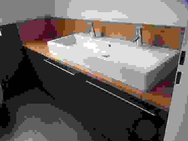 Ванная комната в стиле модерн от Grandi+Lutze Модерн