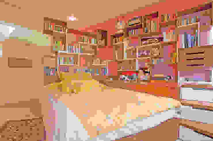 Casa Ulpi Dormitorios infantiles modernos de DIN Interiorismo Moderno