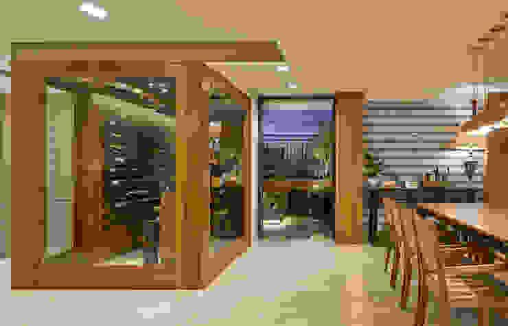 ADEGA por Juliana Goulart Arquitetura e Design de Interiores Moderno