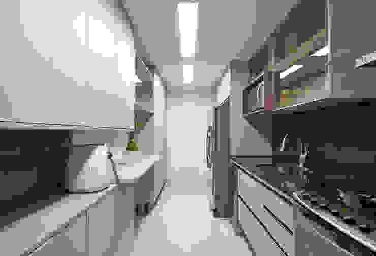 COZINHA Cozinhas modernas por Juliana Goulart Arquitetura e Design de Interiores Moderno