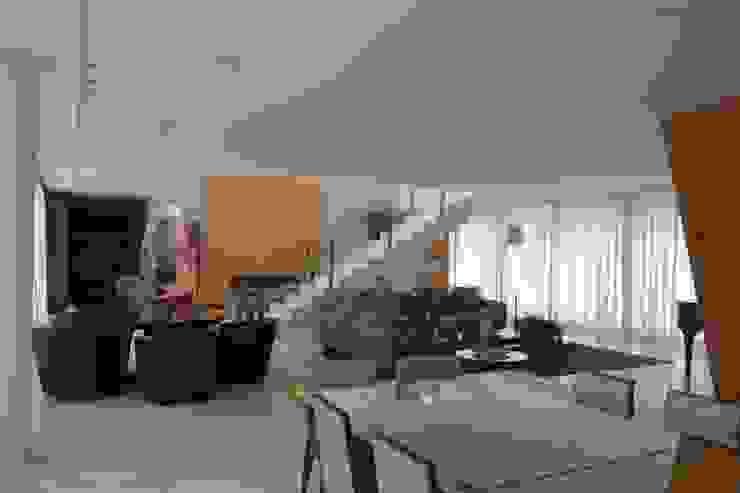 SALA DE JANTAR Salas de jantar modernas por Juliana Goulart Arquitetura e Design de Interiores Moderno