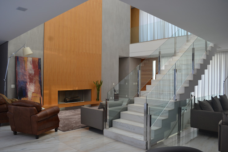 現代  by Juliana Goulart Arquitetura e Design de Interiores, 現代風
