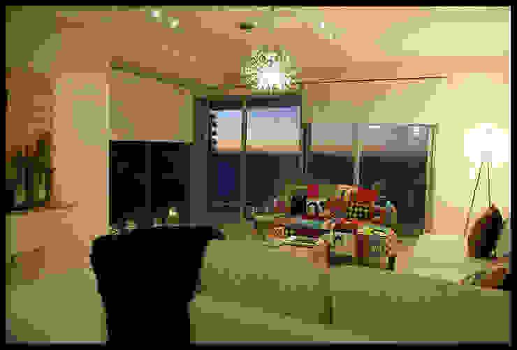 Living Comedor Miami Br Salones eclécticos de Diseñadora Lucia Casanova Ecléctico