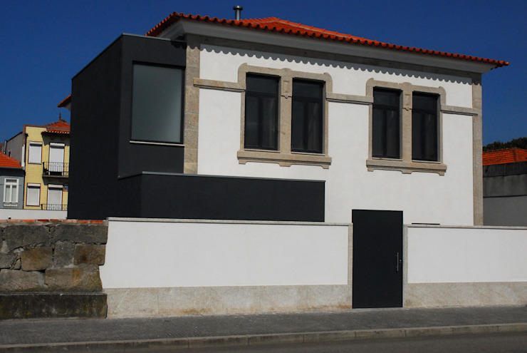 Vila Margarida INSIDE arquitectura+design Casas modernas