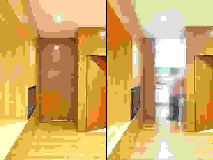 Vila Margarida Salas de estar modernas por INSIDE arquitectura+design Moderno