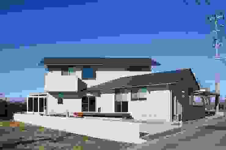 Modern home by 清建築設計室/SEI ARCHITECT Modern