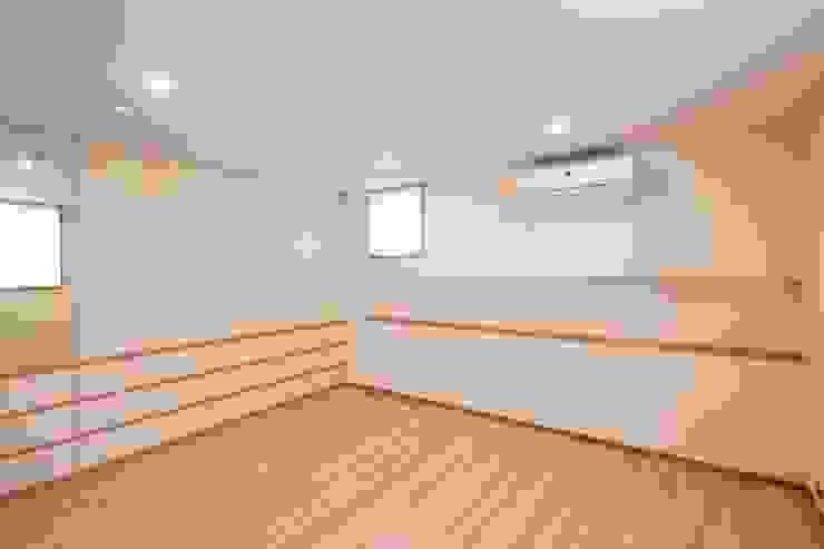 Modern style bedroom by 清建築設計室/SEI ARCHITECT Modern