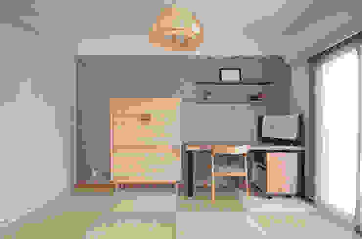 北欧スタイル和室 の 池田デザイン室(一級建築士事務所)