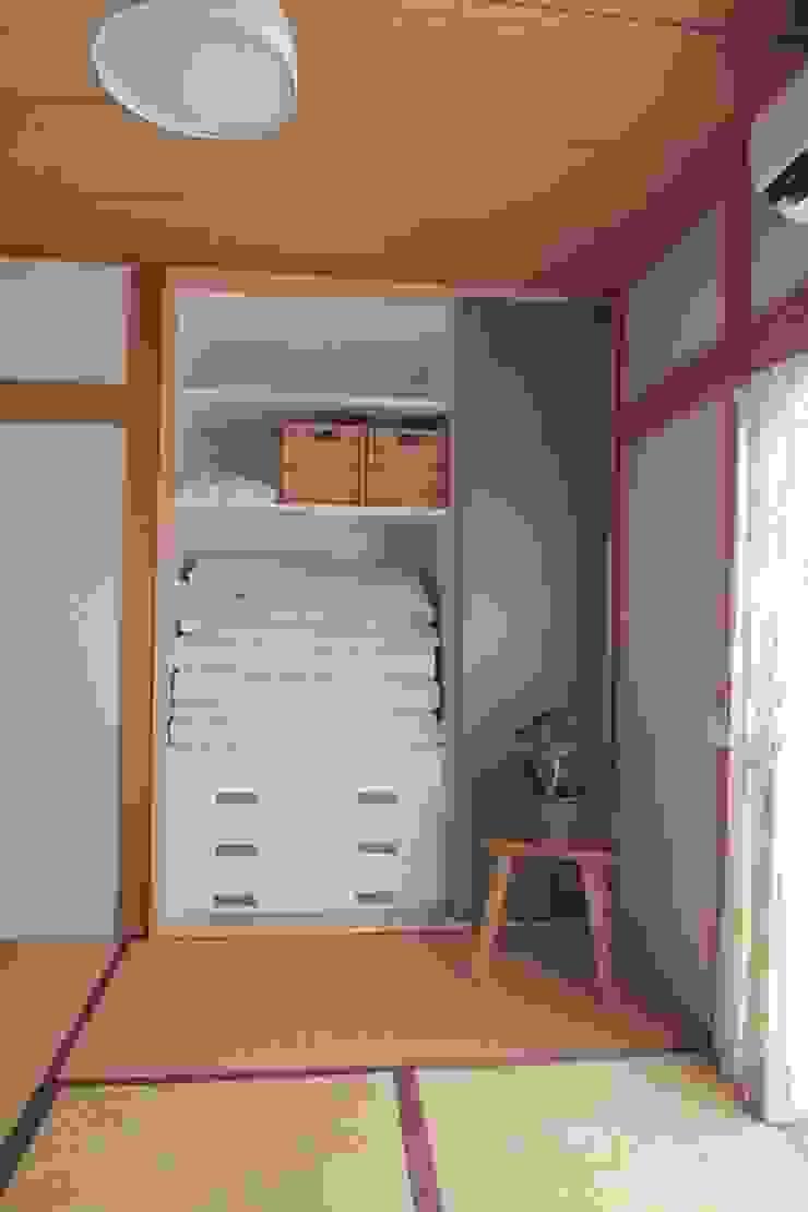 押入リノベーション01 の 池田デザイン室(一級建築士事務所)