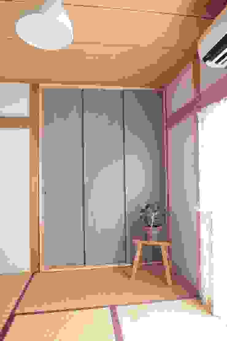 押入リノベーション00 の 池田デザイン室(一級建築士事務所)