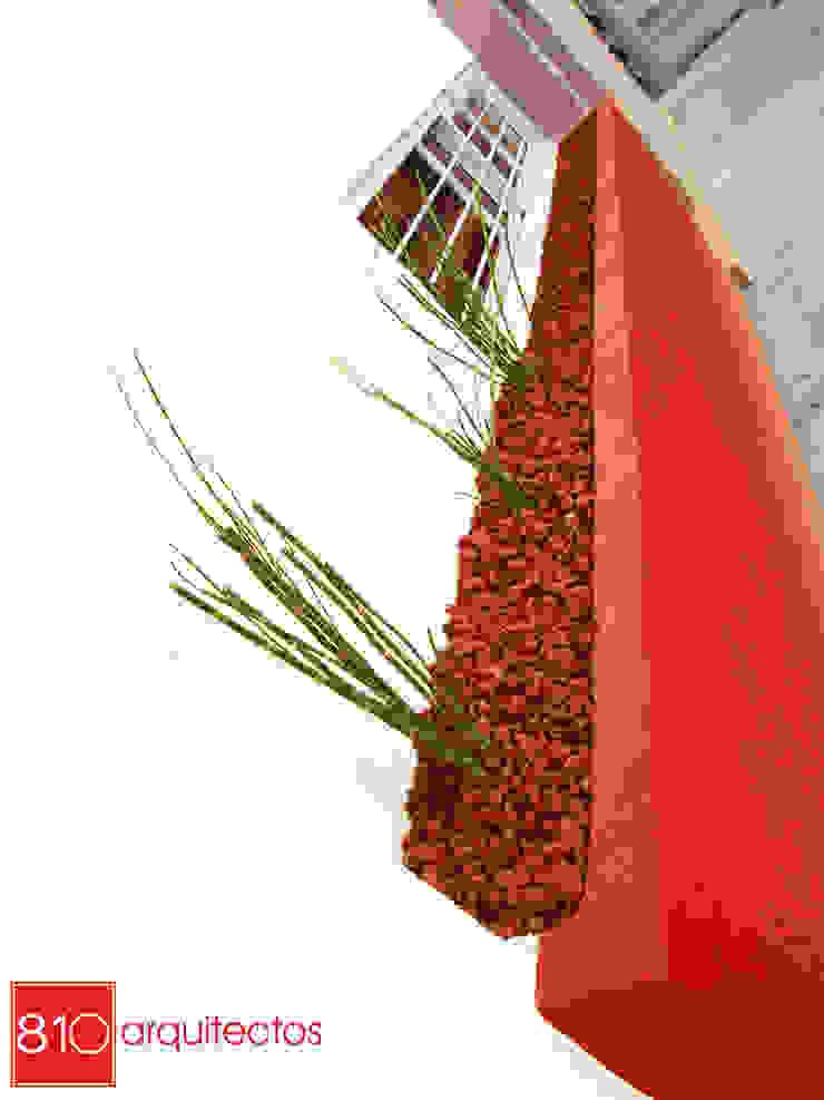 Casa Habitación. González Isordia Casas modernas de 810 Arquitectos Moderno