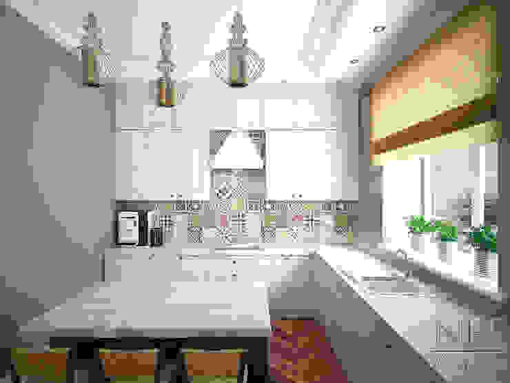 Cozinhas clássicas por Юлия Паршихина Clássico