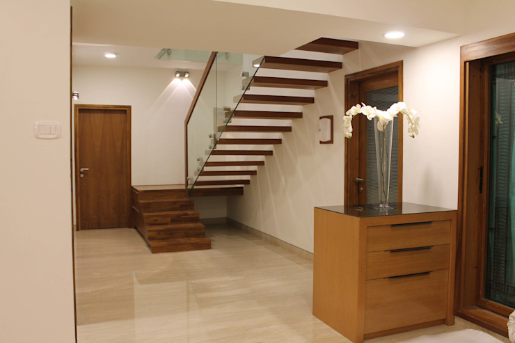 TOTAL ENVIRONMENT, WIND MILLS OF YOUR MIND, BANGALORE. (www.depanache.in) : modern  by De Panache  - Interior Architects,Modern