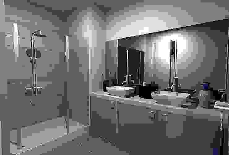 Modern bathroom by I Nova Infra Modern