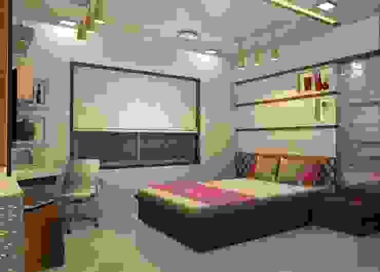 Dormitorios de estilo moderno de Optimystic Designs Moderno