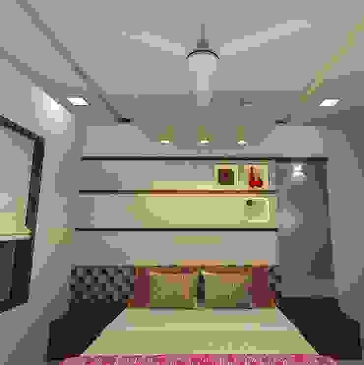 Dormitorios modernos: Ideas, imágenes y decoración de Optimystic Designs Moderno