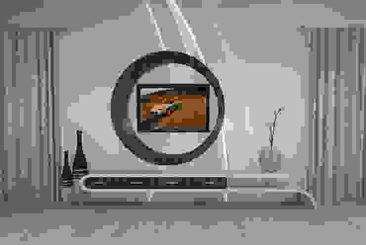 Optimystic Designs Soggiorno moderno
