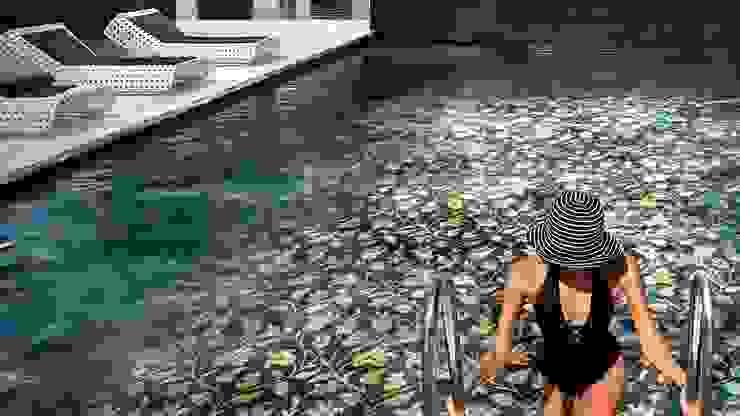 Sicis - Zwembad Spadon Agenturen Klassieke zwembaden