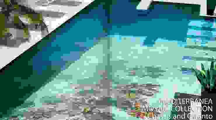 Sicis - Zwembad Mediterrane zwembaden van Spadon Agenturen Mediterraan
