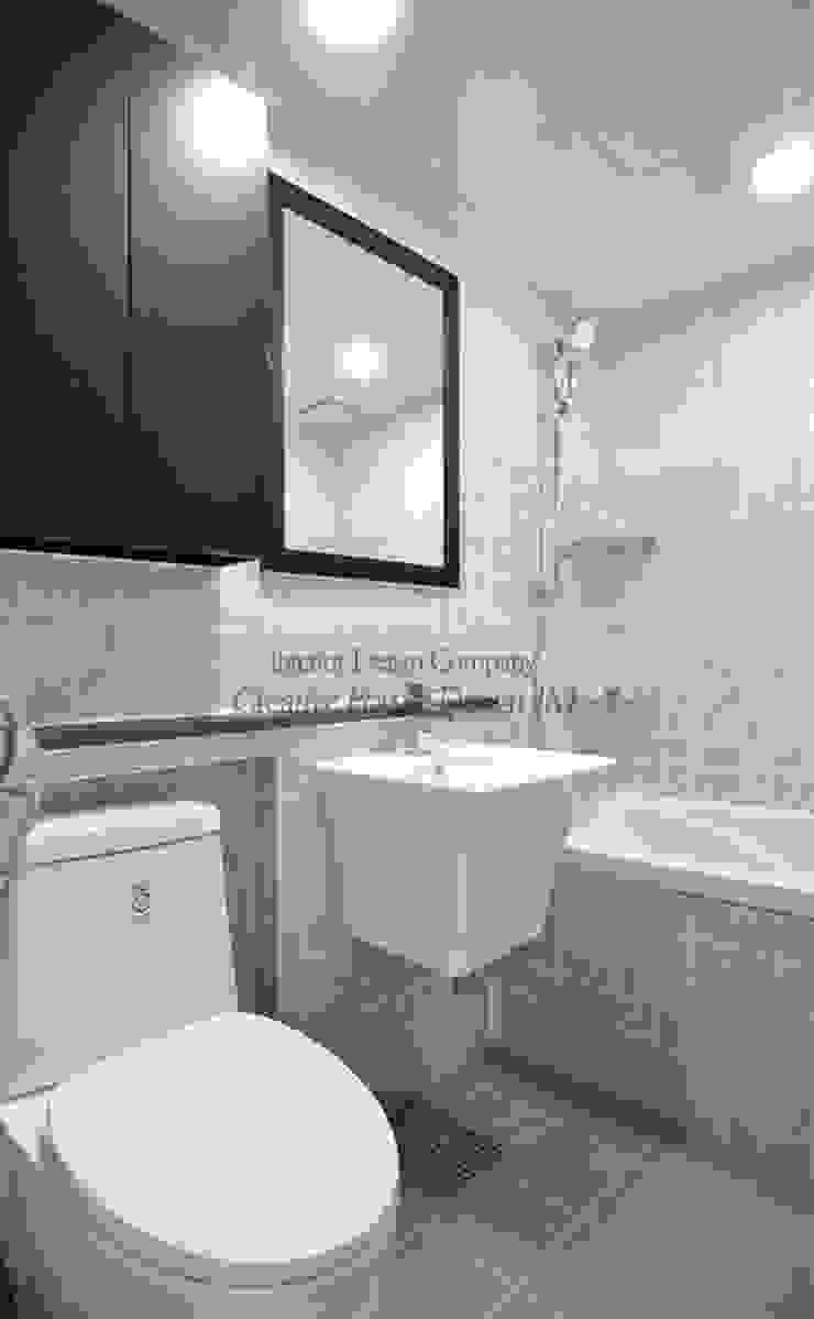 수원 정자동 한라비발디 27평 모던스타일 욕실 by JMdesign 모던