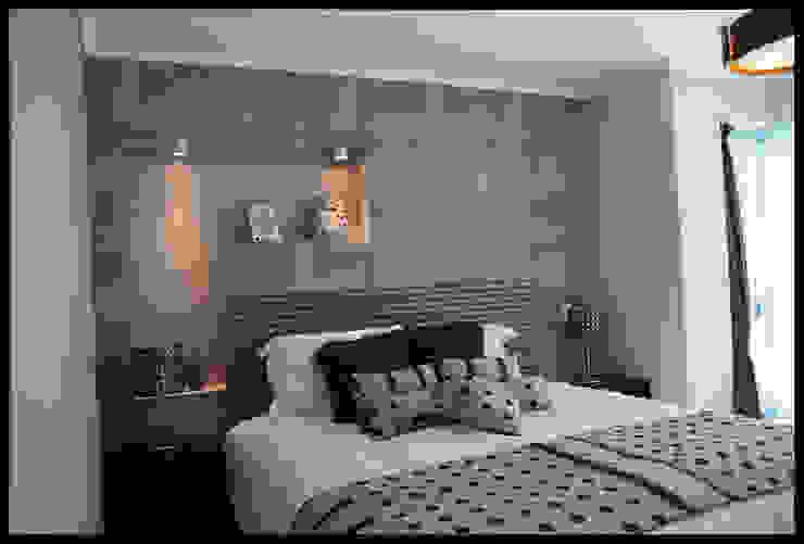 Dormitorio de Reyes... Dormitorios de estilo ecléctico de Diseñadora Lucia Casanova Ecléctico