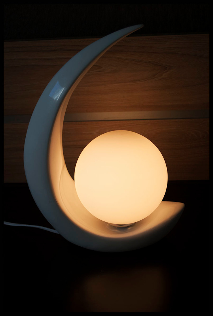 Luminaria de Disño de Diseñadora Lucia Casanova Minimalista
