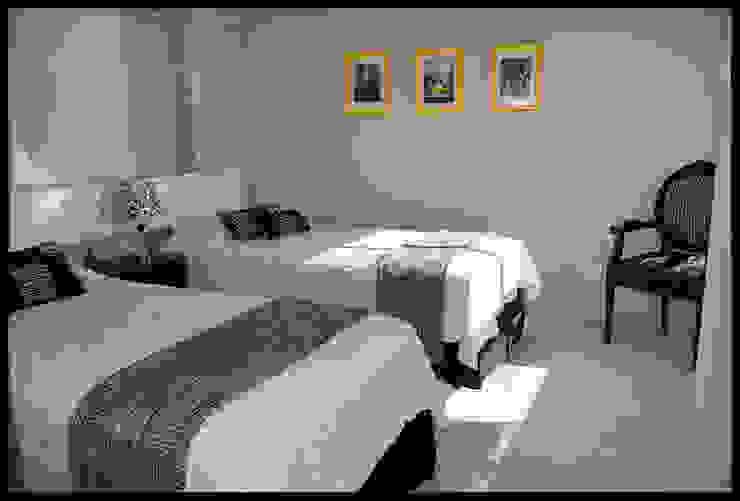 Tercer dormitorio - Personal y ECLECTICO Dormitorios de estilo ecléctico de Diseñadora Lucia Casanova Ecléctico