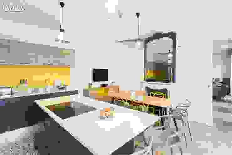 Кухня в стиле модерн от Carnets Libellule Модерн