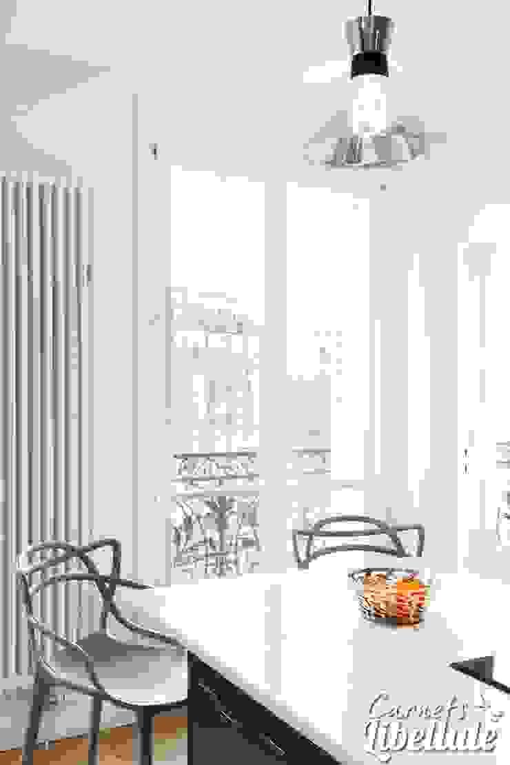 Cuisine lumineuse Paris Carnets Libellule Cuisine moderne