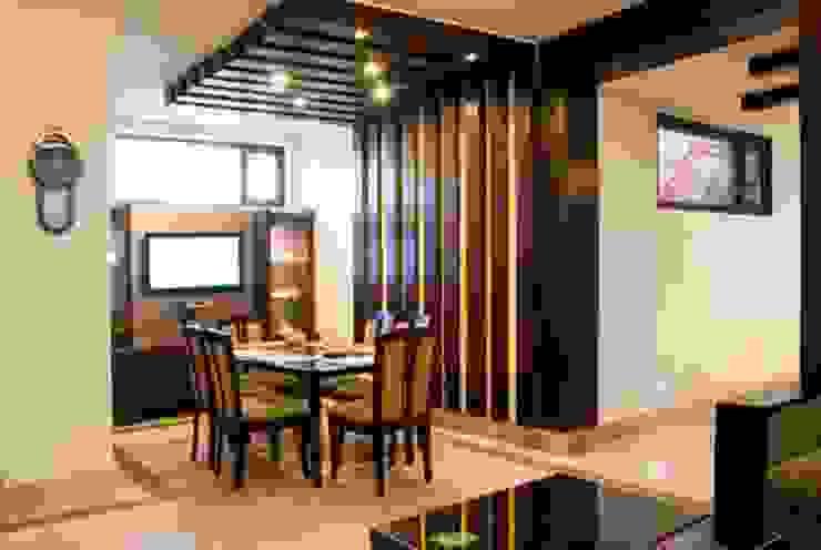 Interior Projects Modern dining room by Architect Harish Tripathi & Associates Modern