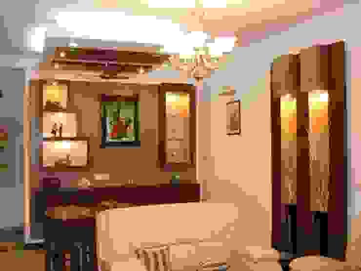 Interior Projects Modern living room by Architect Harish Tripathi & Associates Modern