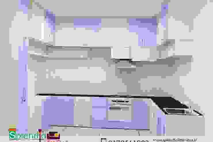 Kitchen designs Modern kitchen by Splendid Interior & Designers Pvt.Ltd Modern