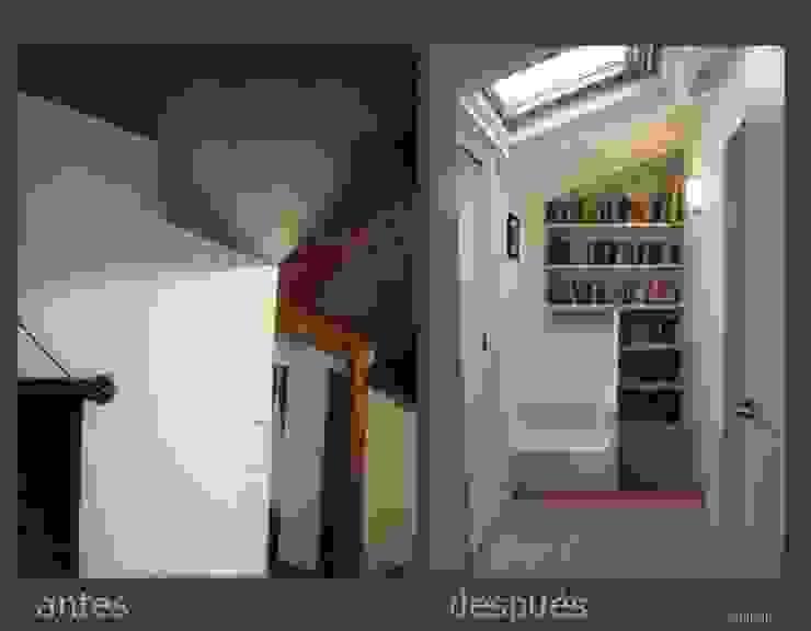modern  by Interior Zen. Obras e Proxectos, Modern