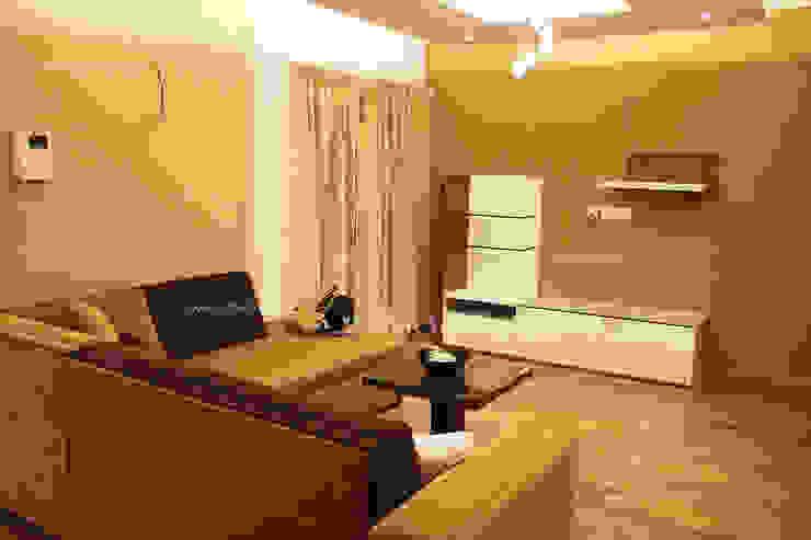 Interiors Modern living room by 3DBricks Modern