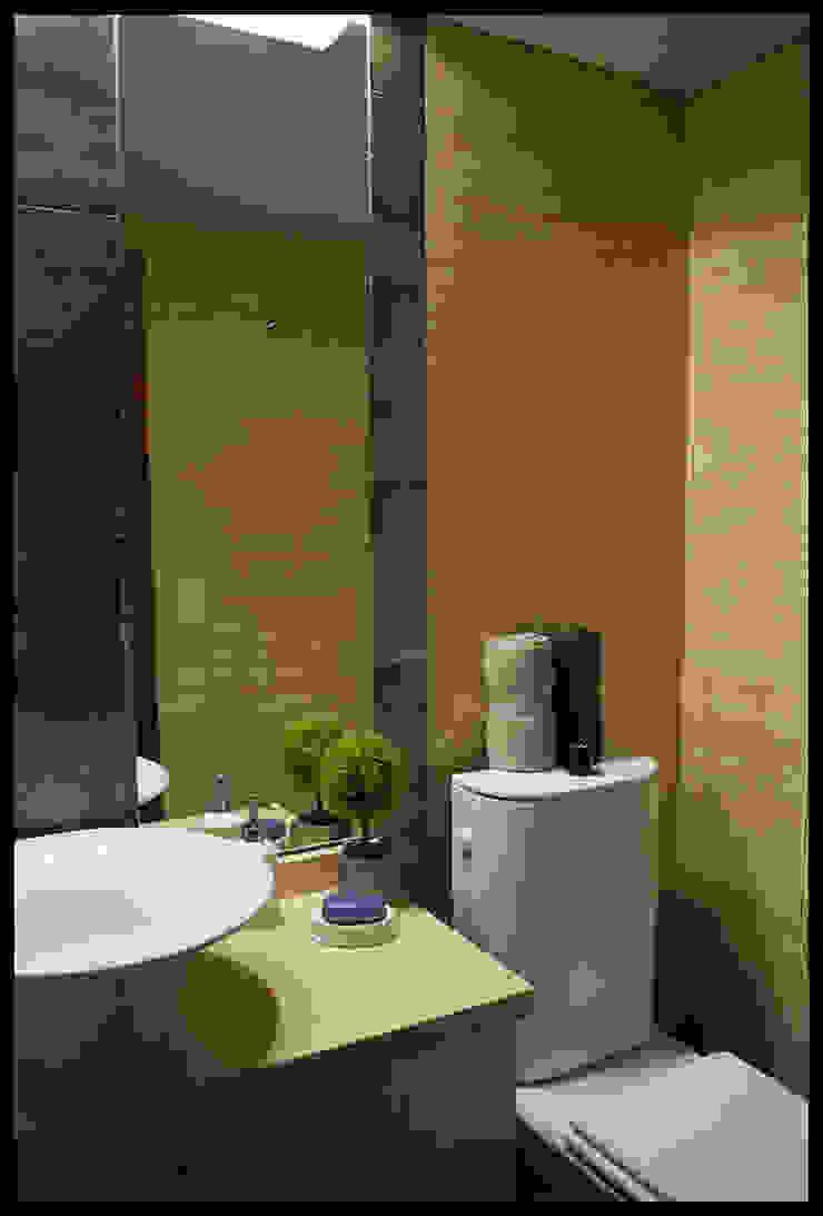 Pequeños detalles que hacen la diferencia Baños de estilo moderno de Diseñadora Lucia Casanova Moderno