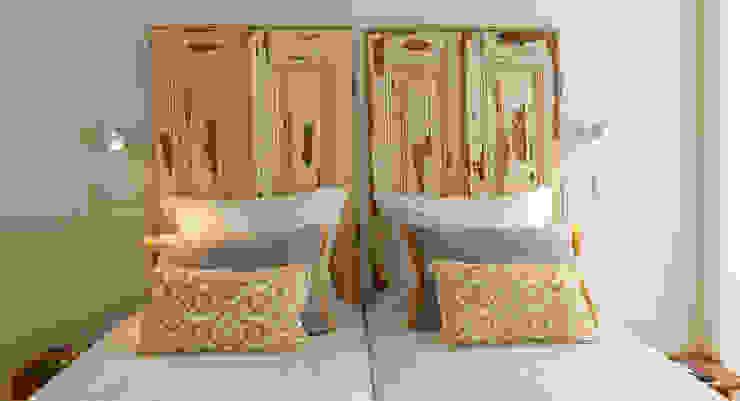 mediterranean  by Staging Factory, Mediterranean Solid Wood Multicolored