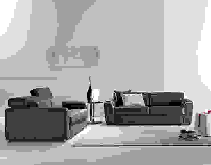 Sofás de 2L e 3L Sofas 2S and 3S por Intense mobiliário e interiores; Moderno
