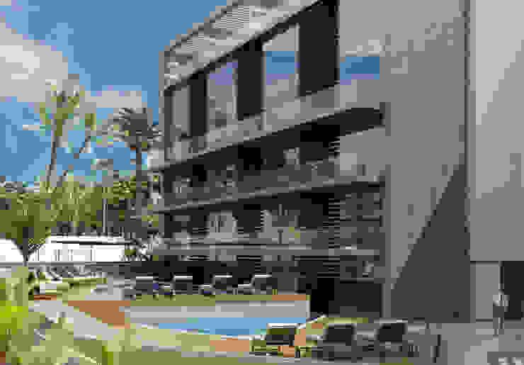 Majestic Angel Casas modernas de NOGARQ C.A. Moderno