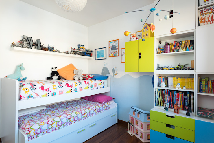 Nursery/kid's room by Paolo Fusco Photo