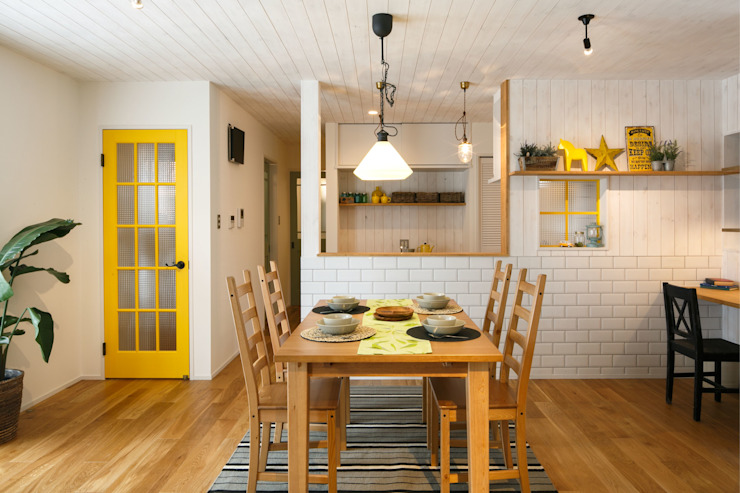 Dining room by dwarf, Scandinavian