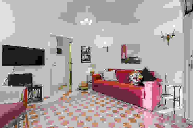 Modern living room by Luca Tranquilli - Fotografo Modern