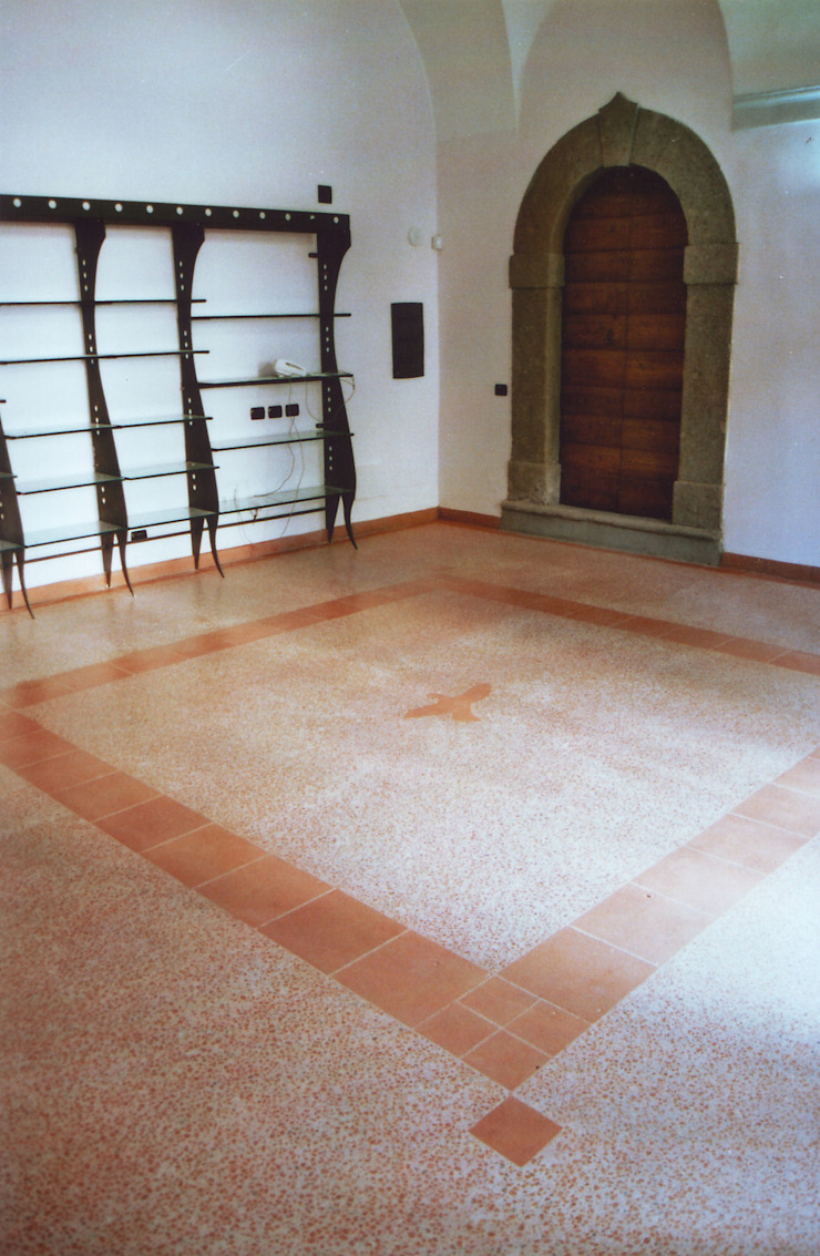 Marcello Gavioli Walls & flooringWall & floor coverings Limestone Red