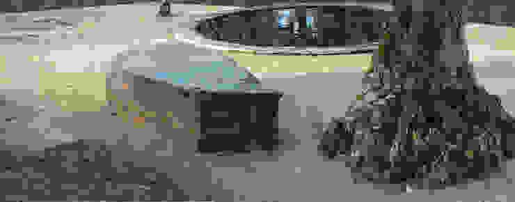 Olho de água Jardins ecléticos por Atelier Jardins do Sul Eclético