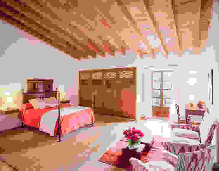 Phòng ngủ theo Studio Vetroblu_Stefano Ferrando, Địa Trung Hải