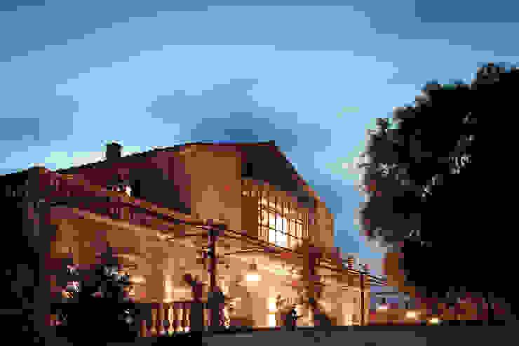 Son Doblons Luxury Villa Case in stile mediterraneo di Studio Vetroblu_Stefano Ferrando Mediterraneo