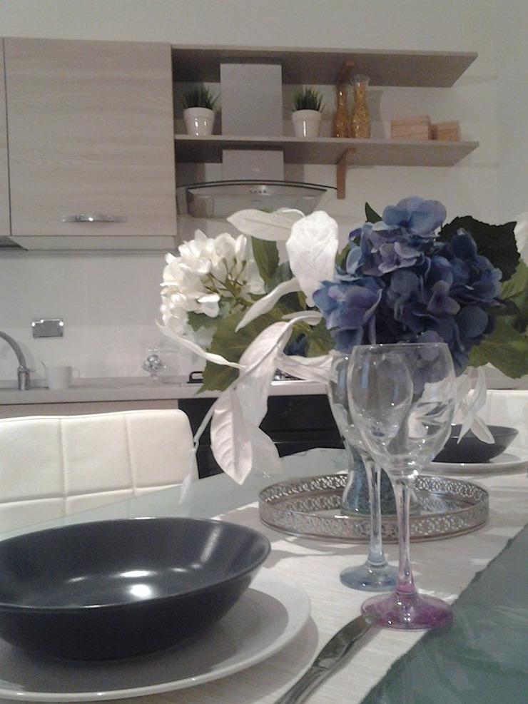 Loredana Vingelli Home Decor KitchenCutlery, crockery & glassware Ceramic Blue