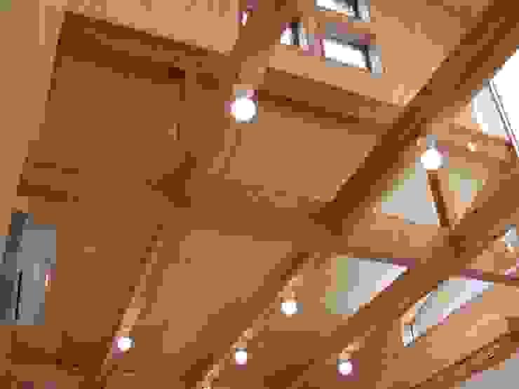 ダイニング天井 オリジナルデザインの ダイニング の 竹内村上ATELIER オリジナル